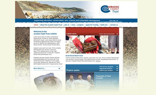 Websites for environmental organisations